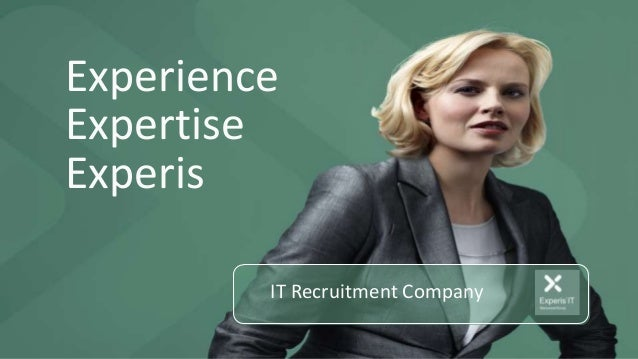 Experience Expertise Experis IT Recruitment Company