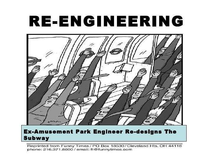 RE-ENGINEERING Ex-Amusement Park Engineer Re-designs The Subway