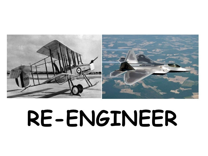 RE-ENGINEER