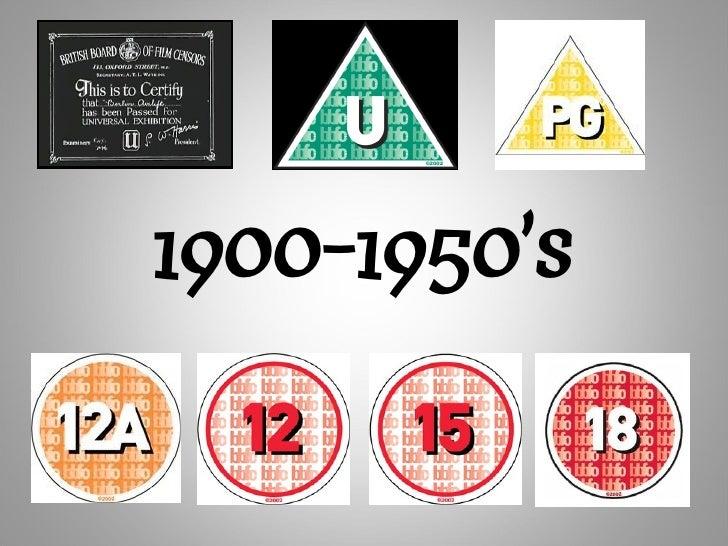 1900-1950's