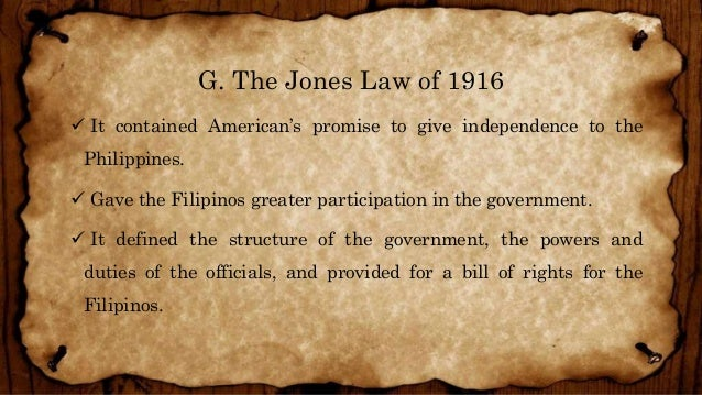 American Colonization Period in the Philippines (1901-1935)