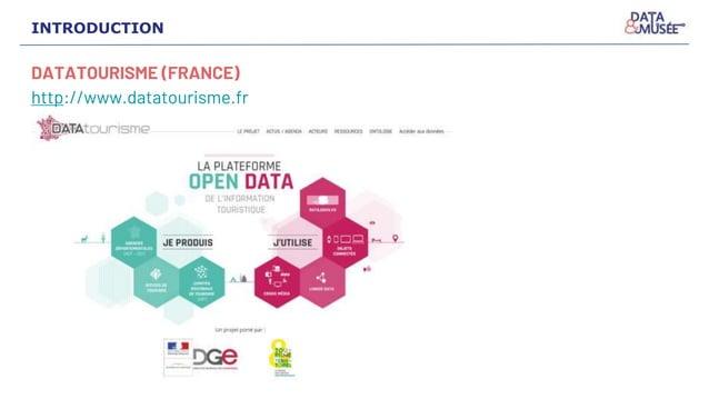 DATATOURISME (FRANCE) http://www.datatourisme.fr INTRODUCTION