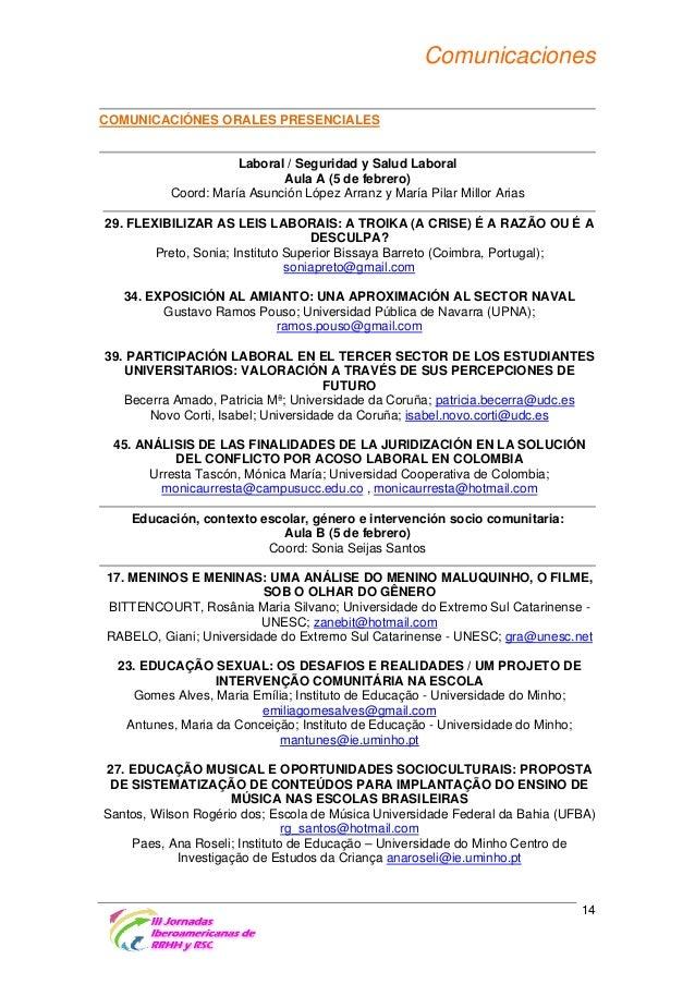 Comunicaciones 35. O PODER DA EDUCAÇÃO E DA INTERVENÇÃO NA E PELA FREGUESIA DE GONÇA – UMA EXPERIÊNCIA DE EDUCAÇÃO DE ADUL...