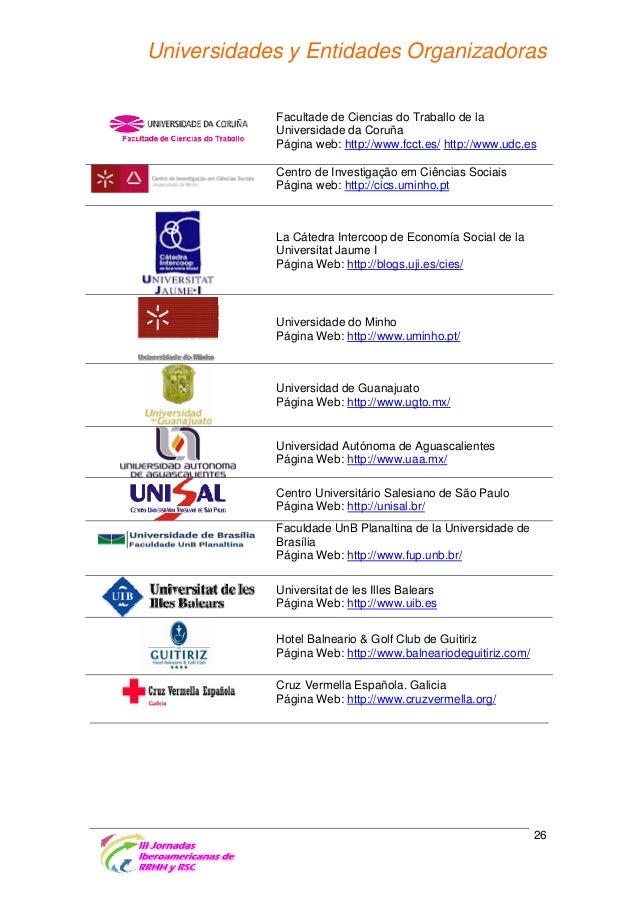 Social Networking  Grupo en linkedIn. Nombre del grupo: Jornadas RRHH y RSC en la UDC http://www.linkedin.com/groups/Jorna...