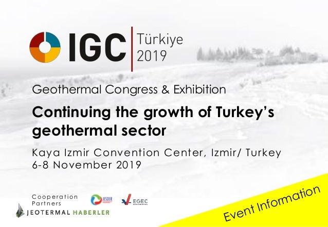 IGC Turkey 2019