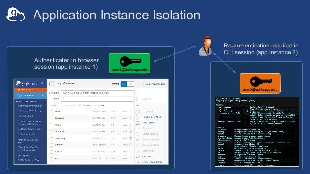Application Instance Isolation