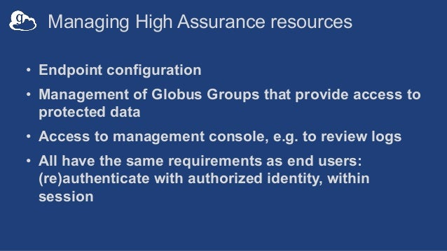 New subscription levels • High Assurance – 33% uplift on Standard subscription and on premium connectors used for high ass...