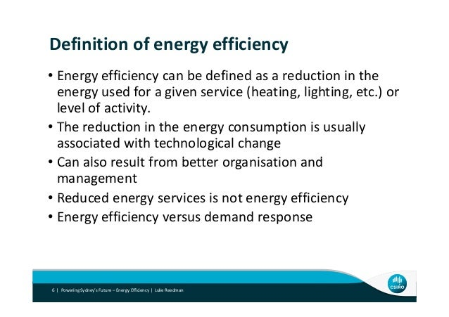 Powering Sydney's Future Forum June 2014 - Energy ...