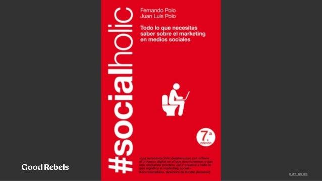 The Future of Social: Rebel Cocktail 3ª edición Slide 3