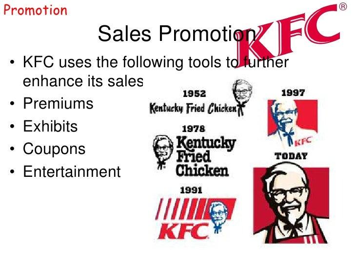 Sales Promotion Campaign of KFC