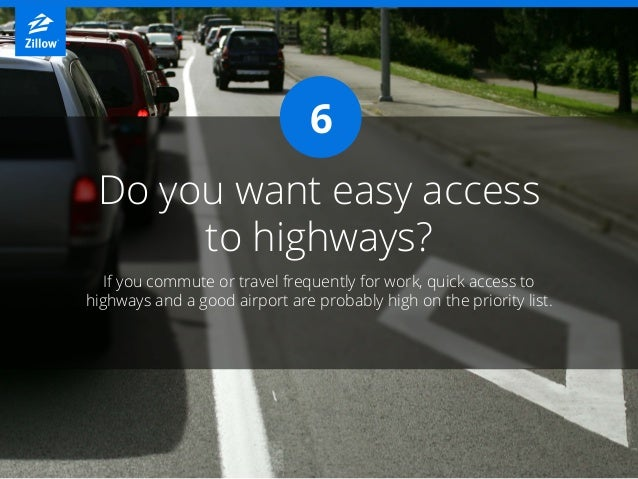 Do you want easy access to highways? If you commute or travel frequently for work, quick access to highways and a good air...