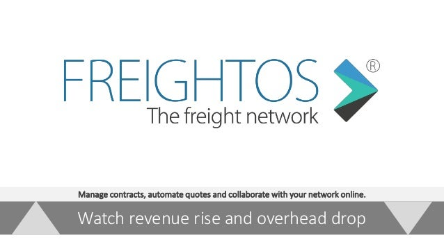 Manage contracts, automate quotes and collaborate with your network online.  Watch revenue rise and overhead drop