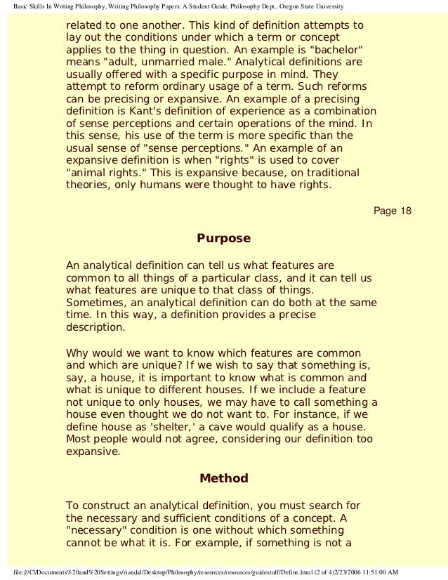 Philosophy paper writing service