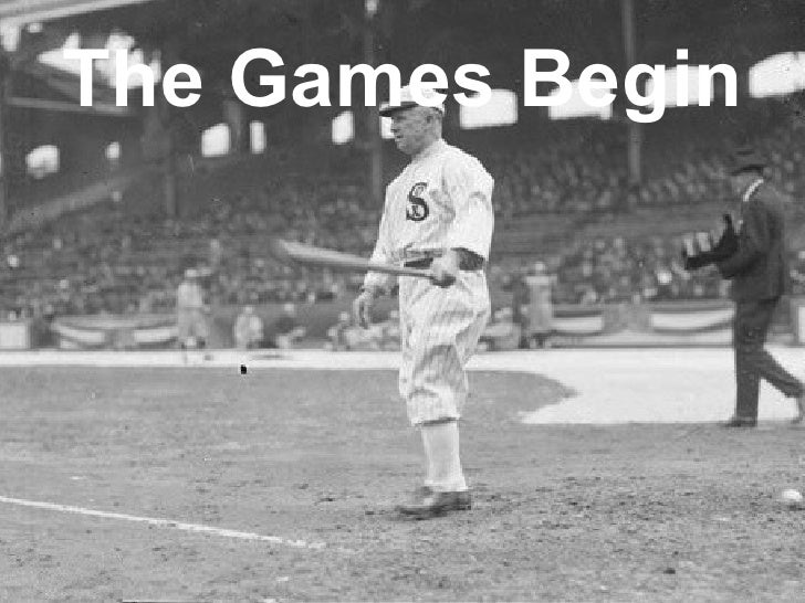 1919 black sox scandal essay 14062009  ninety-five years after players from the chicago white sox allegedly threw the 1919 world  it also served to sweep the black sox scandal under the.