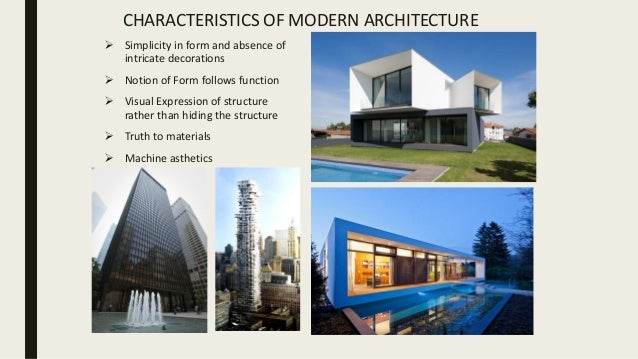 Contemporary Architecture (1920 1930) globally