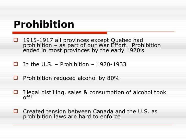 prohibition essay questions Questions & answers american prohibition prohibition in america 1920-1933 the purpose of this essay is to critically analyze prohibition.