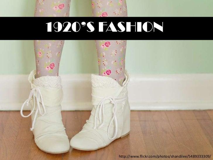 1920'S FASHION        http://www.flickr.com/photos/shandilee/5489333309/