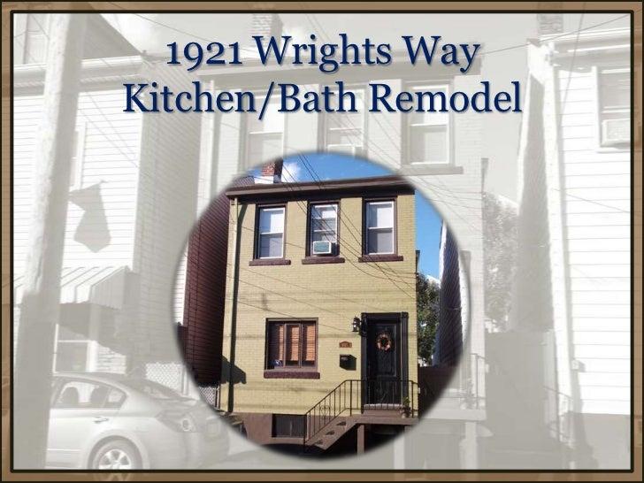 1921 Wrights Way Kitchen/Bath Remodel<br />