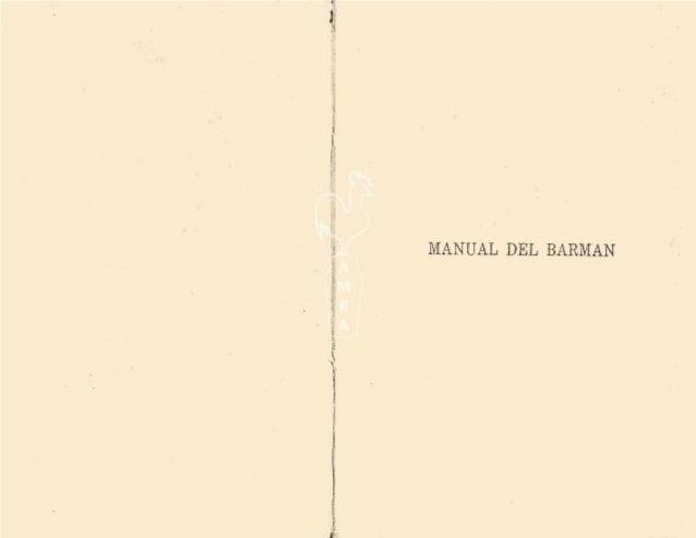 1924 manual del bar Slide 3