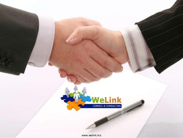 WeLink : Fournisseur de Productivitéwww.welink.ma