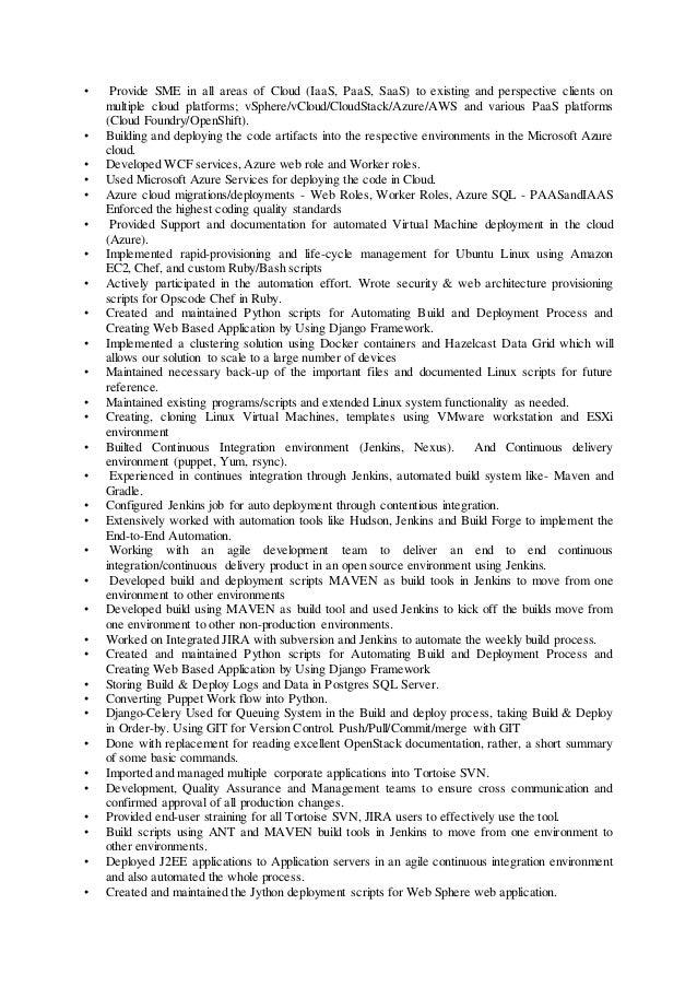 Krishna Swamy(my devops resume)