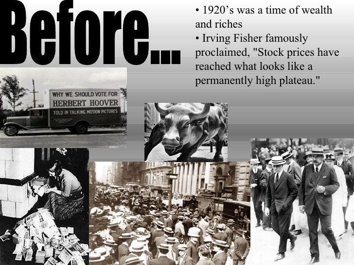1930s Wall Street