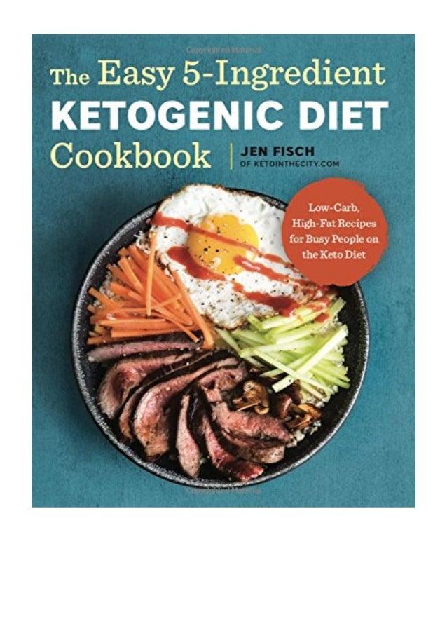 5 ingredient keto diet