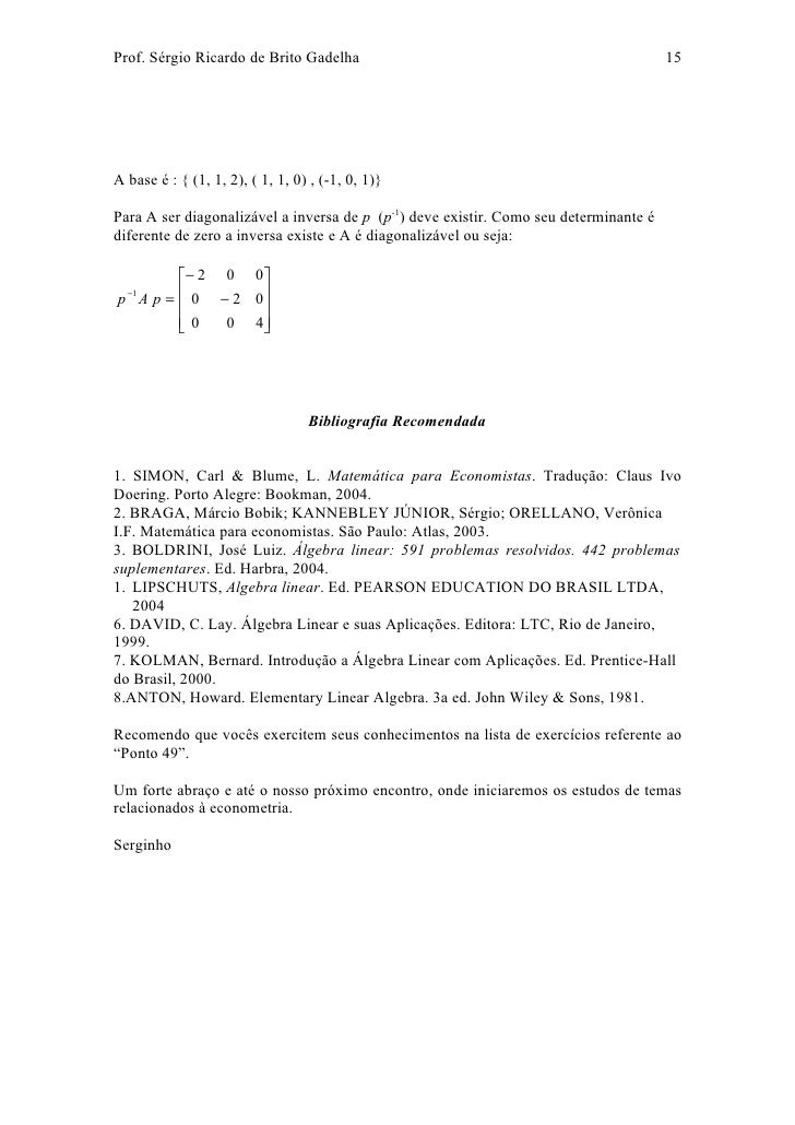 Matematica para economistas simon blume