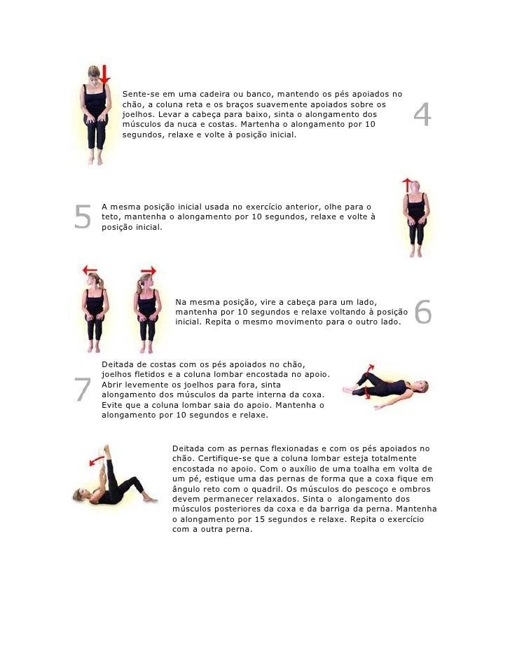 Preferência Exercicios De Alongamento MK04