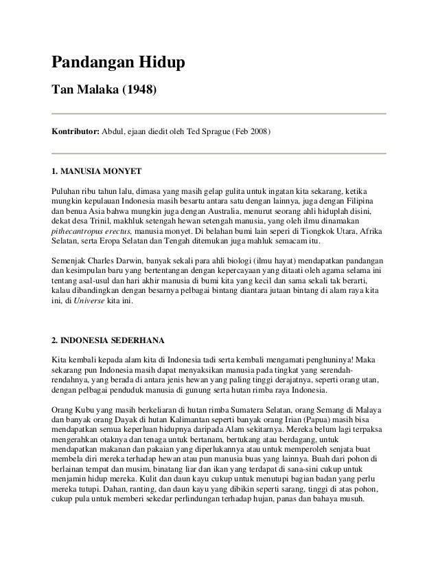 Ebook Tan Malaka Madilog