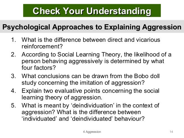 understanding deindividuation according to moghaddam Authors belong is to further understand cognitive processes underlying social   dividuation in psychology according to festinger et al's (1952).