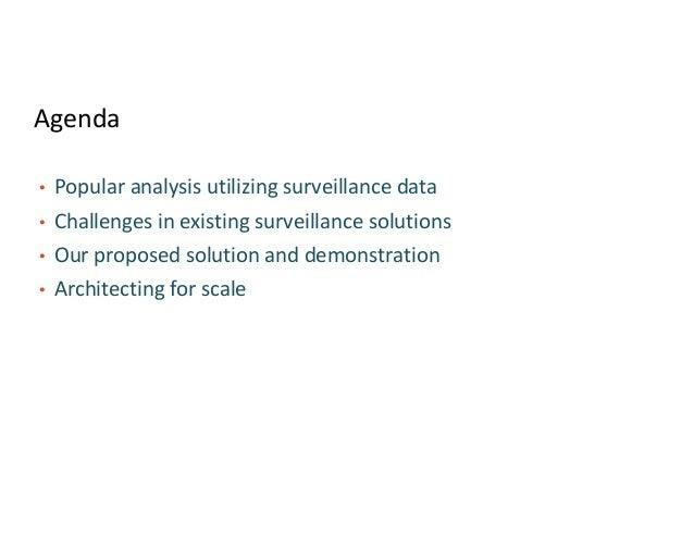Detecting Anomalous Behavior with Surveillance Analytics Slide 3