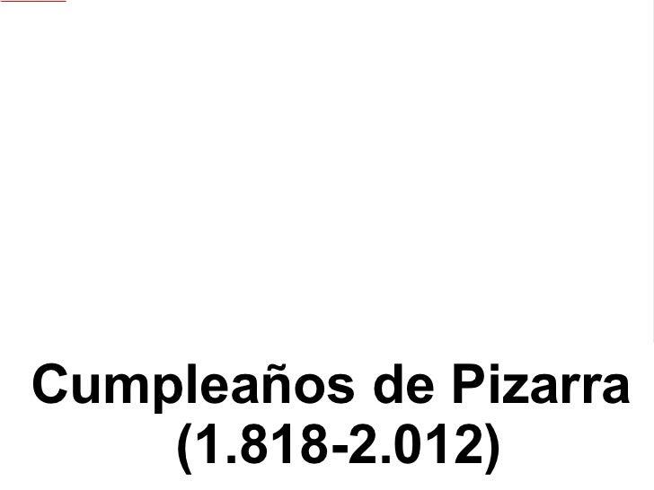 194   Cumpleaños de Pizarra  (1.818-2.012)
