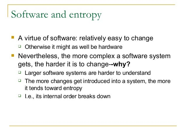 Software process life cycles Slide 2