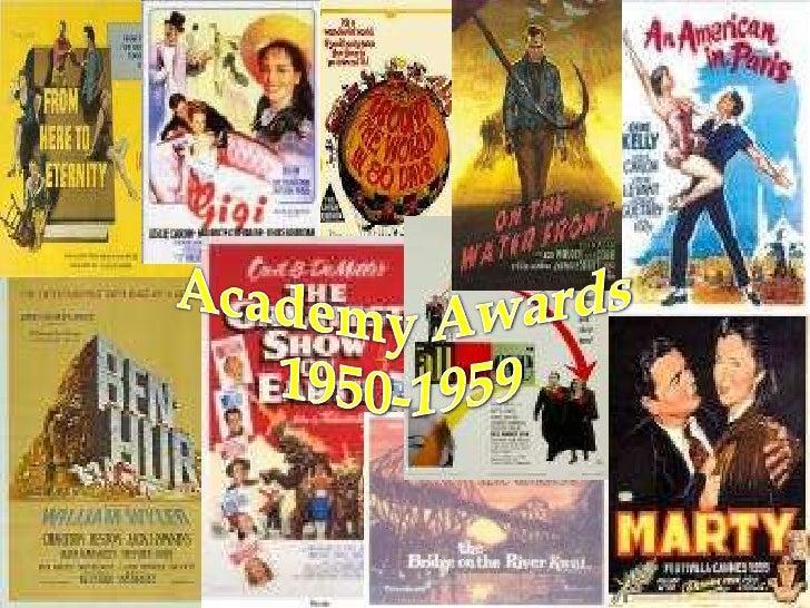 Academy Awards<br />1950-1959<br />