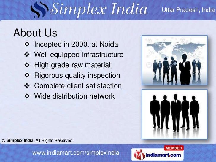 Bulk PVC by Simplex India Noida Slide 2