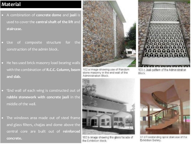 Materials Used In Architecture Home Design