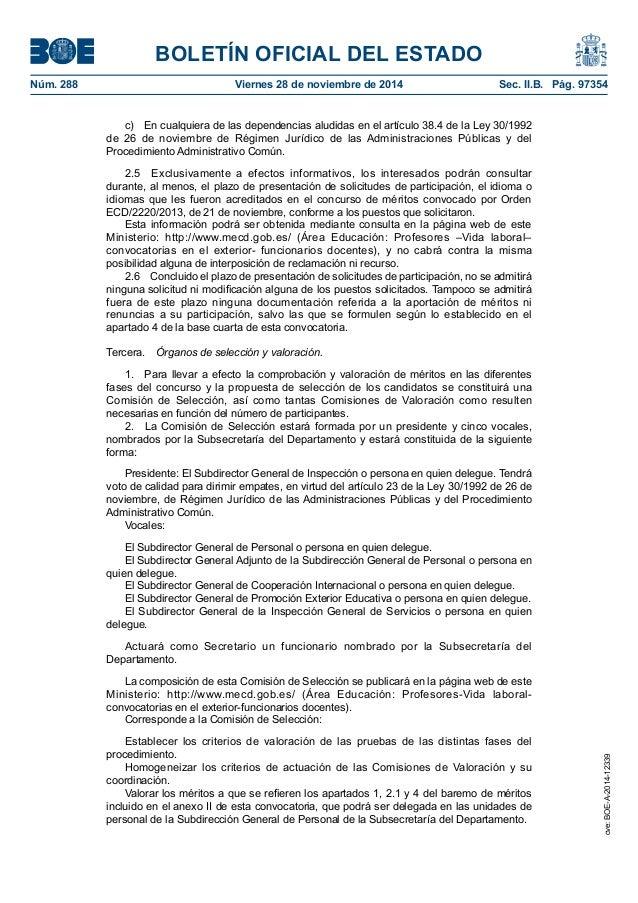 1956639 convocatoria docentes exterior On convocatoria docentes exterior 2016