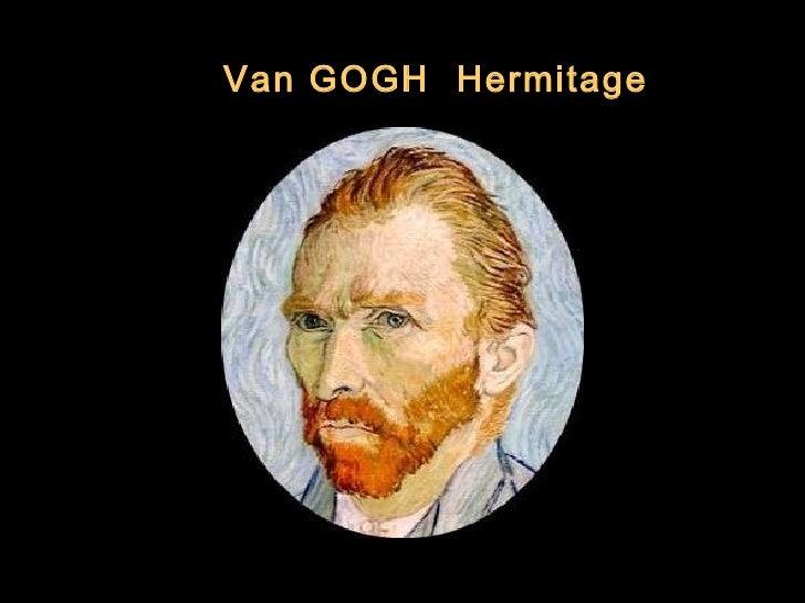 Van GOGH  Hermitage