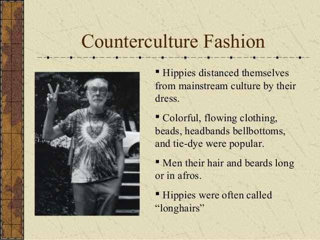 the effects of the culture movement 1960s Transcript of 1960's counterculture impact on music and arts what is counterculture counterculture is the culture and lifestyle of the people, usually the youth, who reject or oppose the dominant values and behavior of society.