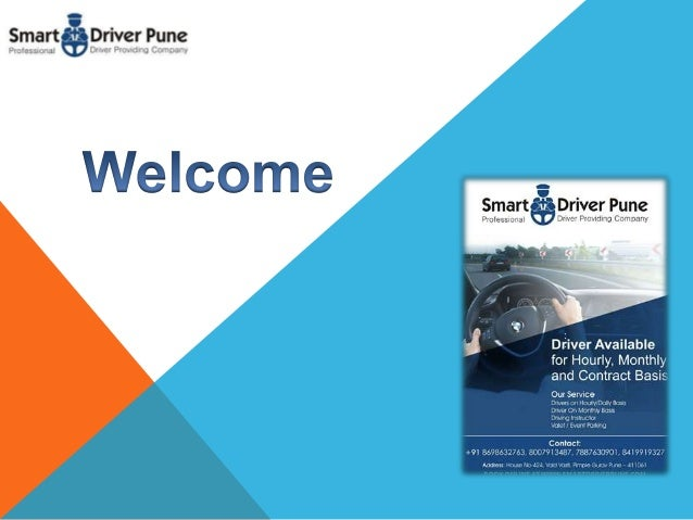 Drivers On Call Basis Drivers on monthly Basis Driving Instructor Valet Parking Driver Temporary Driver