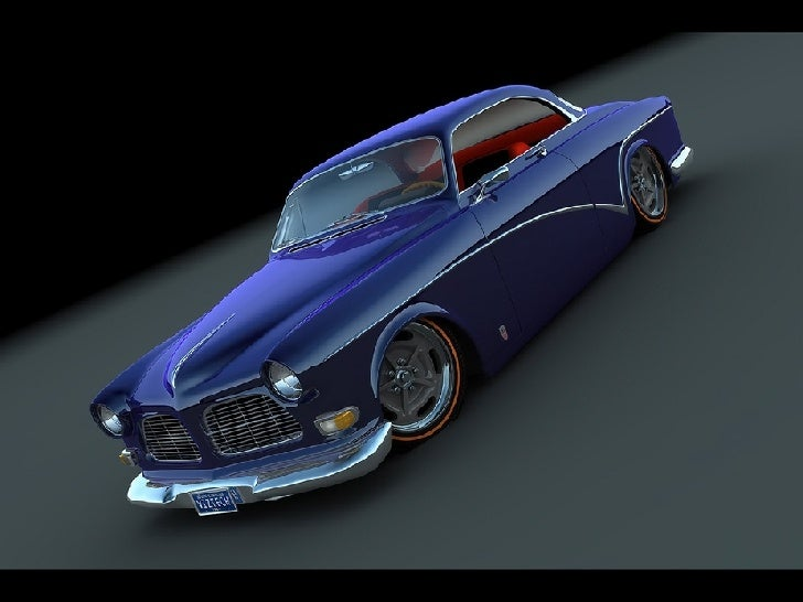 Volvo Amazon Custom Coupe : 1966 | Cartype
