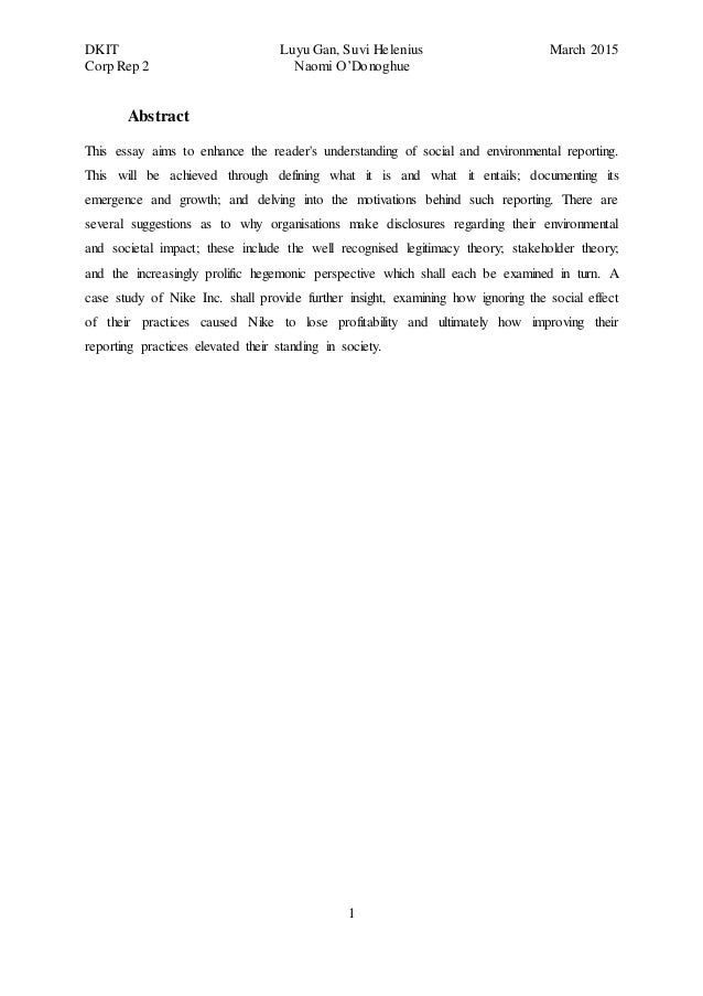 Math gene essay
