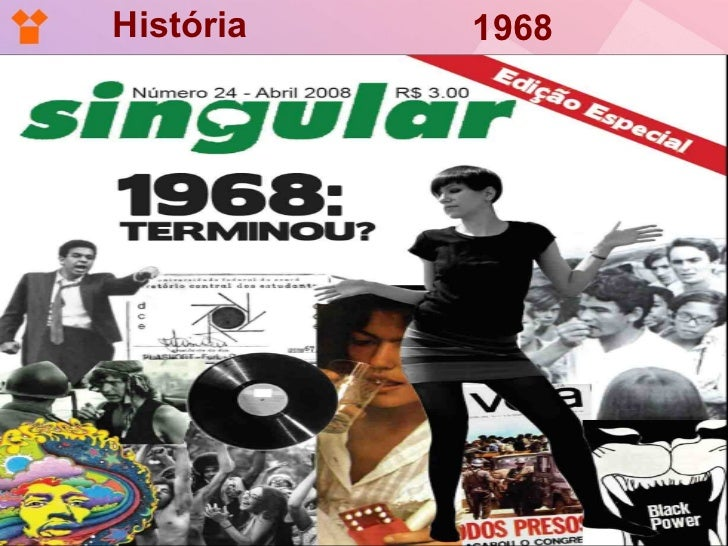 História   1968