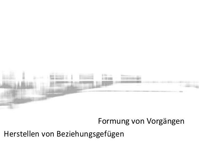 Zweiter Erfahrungsgrund •Das Problem des Raumes – Durchdringung und Transparenz •Das Problem der Form – Abstraktion und Ko...