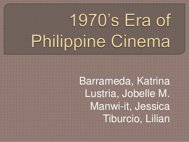 an analysis of the philippine cinema The philippines boasts a rowdy and vibrant press that likes to the philippine media are the products of a content analysis by the centre for media.