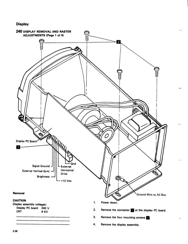 1970s Manual Ibm