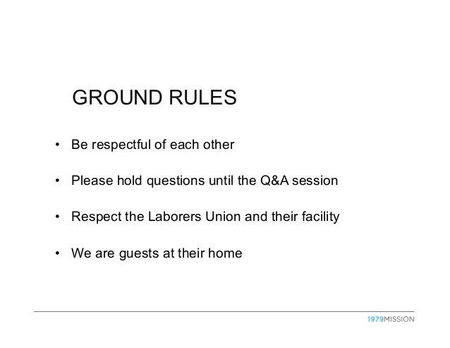1979 Mission | Community Benefits Presentation (3-4-15) Slide 2