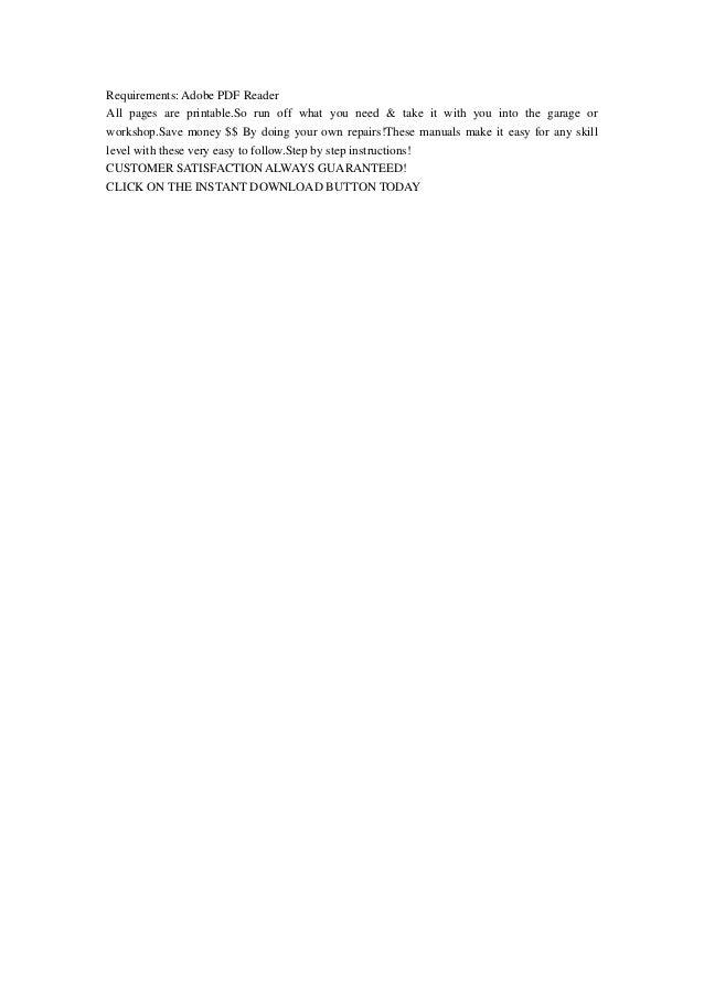 1980 suzuki gs1000 service repair workshop manual download