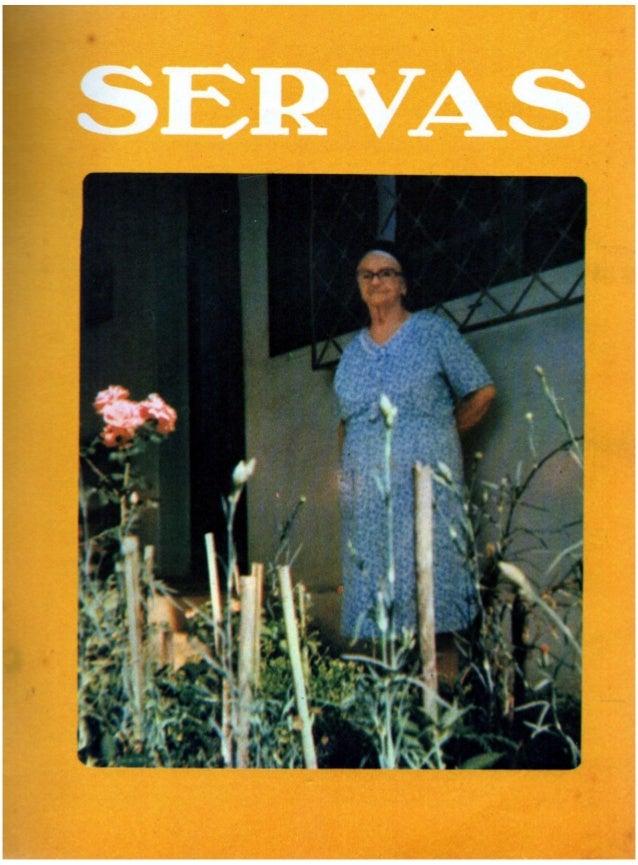 Revista Servas - 1982- 2